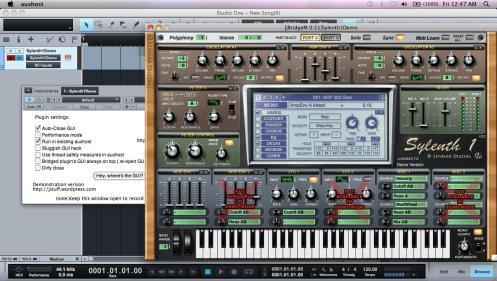 jBridgeM ( for Mac OS X ) | J's stuff